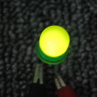 8mm 1.8V ~ 3V LED Emitter Green (20-Pack)