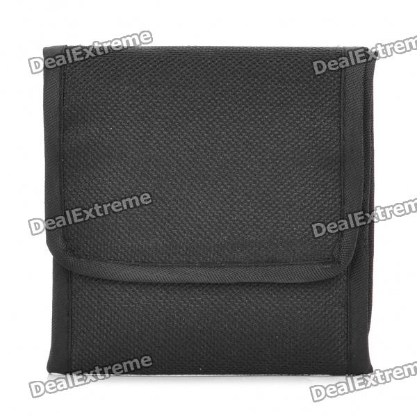 Nylon Lens Filter Pocket Bag - Size S (Holds 3-Pieces)