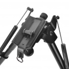 "13"" Retractable Aluminum Alloy Tactical Spring Loaded Bipod Rifle Stand for M4 / M16 (Max. 80Kg)"