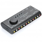 5-Port Audio Video Switcher (4-IN/1-OUT)