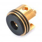 Airsoft CNC Brass Cylinder Head for V.II Airsoft AEG Gearboxes - Gold