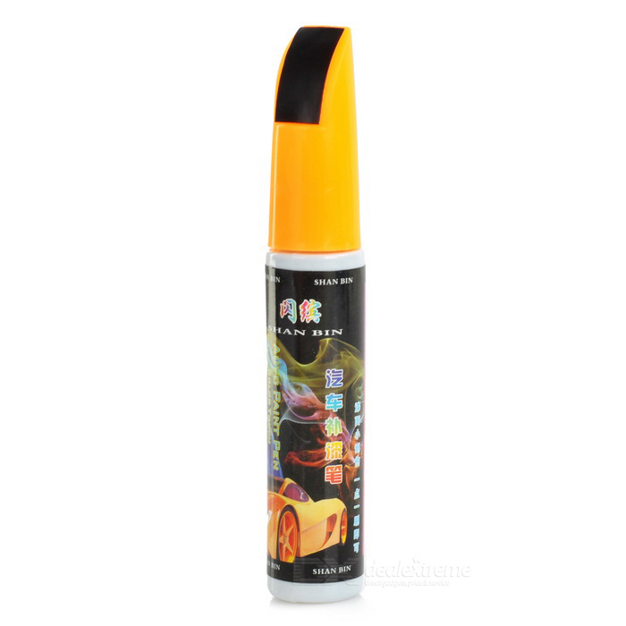 Black Auto Paint Scratch Repair Pen-  (12mL)
