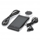 "Nokia Lumia 800 WCDMA WP7.5 Mango Smartphone w/ 3.7"" Capacitive, Wi-Fi and GPS - Black (16GB)"