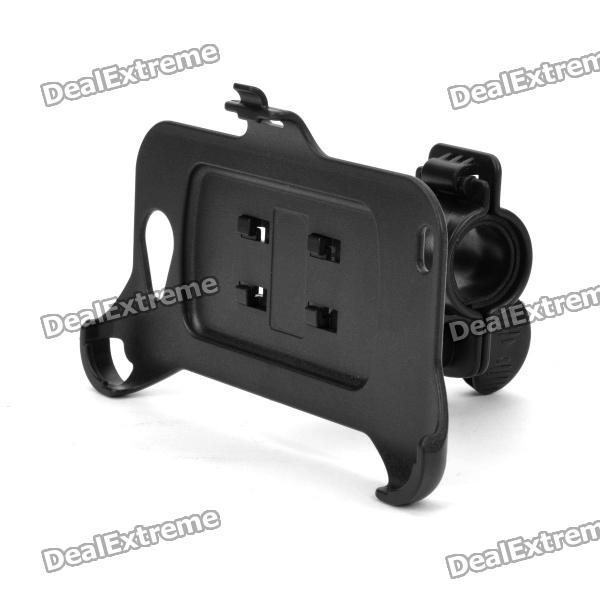 Bicycle Swivel Mount Holder w/ Data Cable Set for Samsung GALAXY NOTE/I9220/GT-N7000