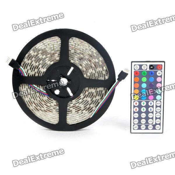 Waterproof RGB Color 300*5050 LED Light Strip (5m / DC 12V)