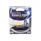 Genuine New-View Variable Neutral Density ND2-400 Fader Filter für DSLR-Kamera (82mm)