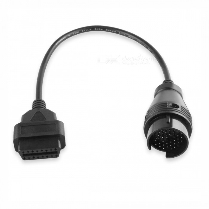 38 Pin to 16 Pin OBD2 Diagnostic Cable for Mercedes Benz Sprinter (25CM)