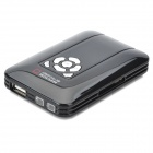 1080P HD Media Player with Remote Controller / HDMI / SD / USB / AV (Black)