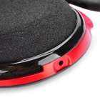 BH-503 Bluetooth Stereo Handsfree Headset - Black + Red
