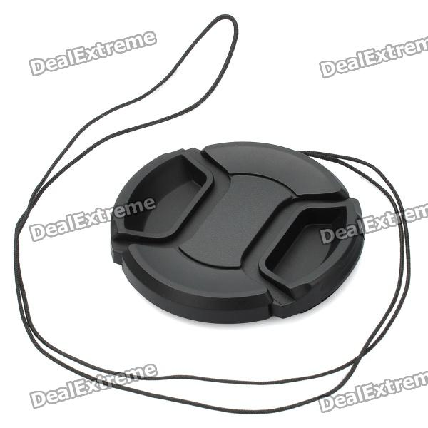 55mm Camera Lens Cap Cover