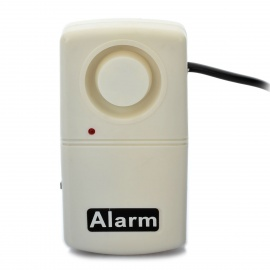 220V Power Cut/Black Out 120dB Alarm - White