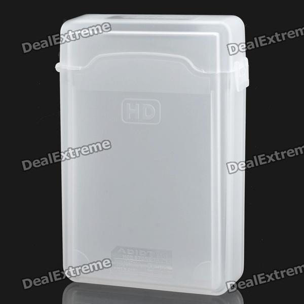 "Protective Plastic Case for 3.5"" SATA HDD - White"