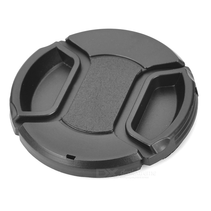 62mm Digital Camera Lens Cover - Black