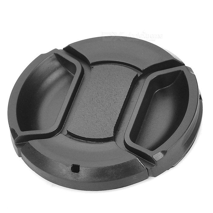 49mm Digital Camera Lens Cover - Black