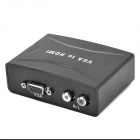 VGA to HDMI Converter with Audio