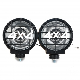 55W-3000K-H3-Yellow-Light-Halogen-4-x-4-Off-Road-Driving-Light