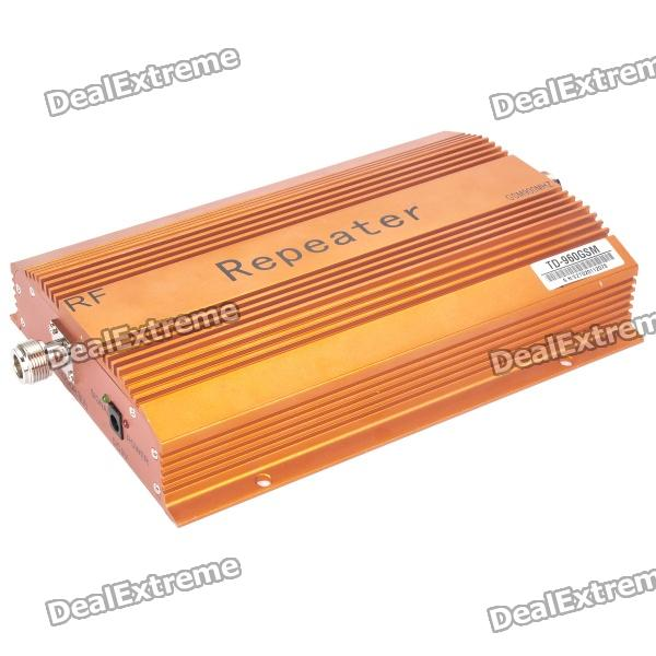GSM 890~915MHz / 935~960MHz Mobile Phone Signals Booster Repeater (55dB)Signal Booster<br>Model:Network DetailsGSMForm  ColorOrangeAntennaNoPacking List<br>