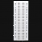 840 Point Solderless Breadboard - White
