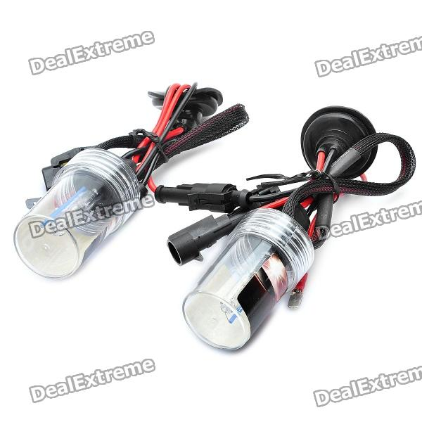 H7 35W 8000K 3200LM HID Bluish White Light Xenon Headlamps (DC 12V / Pair)