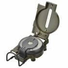 Military Marching Lensatic Compass - Army Green