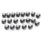 Self Lock 6-Pin Push Tactile Switches (5.8 x 5.8mm / 20-Pack)