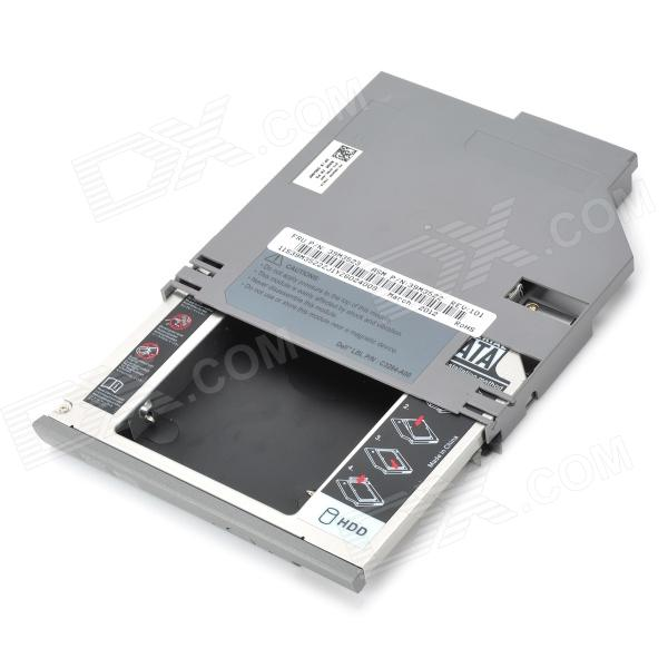 25-SATA-to-IDE-HDD-Caddy-for-Dell-D500-D600-Inspiron-300M-500M-2b-More