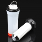 Rechargeable 1W 6500K 120LM 2-Mode White LED Camping Lamp