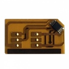 i-SmartSim 2008 SIM Card Unlock Attachment for Cell Phones - Brown