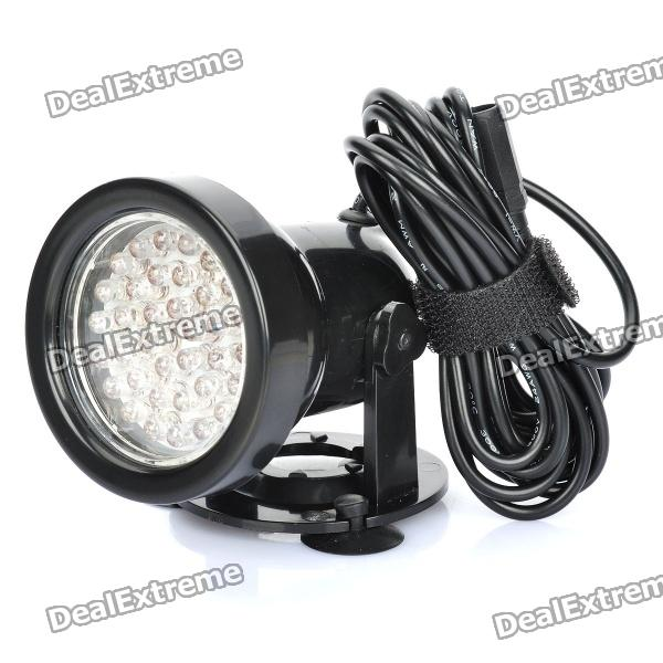 Fish-Tank-Aquarium-36-LED-3W-Color-Changing-Light-Lamp-Ornament-(AC-2207e240V)