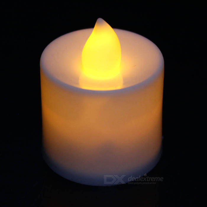 Buy LED Candle with Litecoins with Free Shipping on Gipsybee.com
