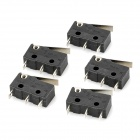 KW-11-3Z Micro Switches (5PCS / AC 250V / 5A)