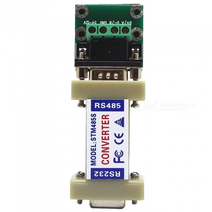 RS-232 a RS-485 adaptador convertidor de interfaz