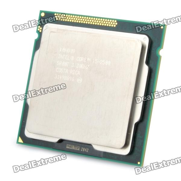 Buy Intel Core i5-2500 Sandy Bridge 3.3GHz (3.7GHz Turbo Boost) LGA 1155 95W Quad-Core Desktop Processor with Litecoins with Free Shipping on Gipsybee.com