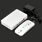 N680 Android 2.3 Thin Client Station w / HDMI / VGA / SPK / 4 x USB - Blanco