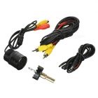 28mm 300KP CMOS Waterproof Wide Angle Wired Car Rearview Camera (DC 12V)