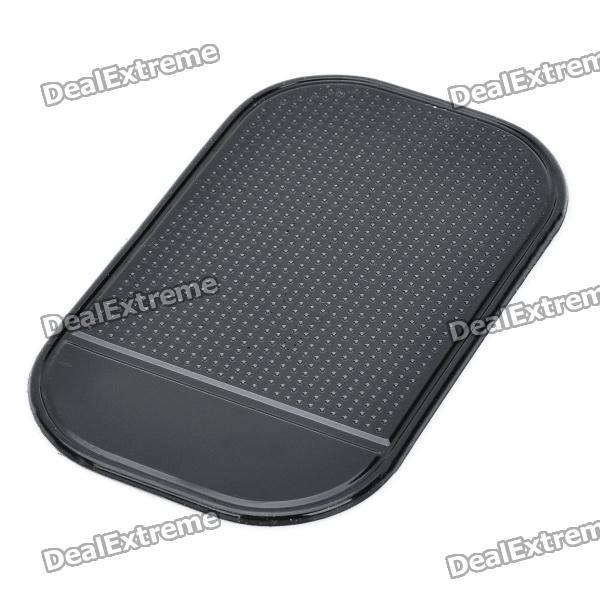 Buy Silicone Vehicle Anti-Slip Mat - Black with Litecoins with Free Shipping on Gipsybee.com