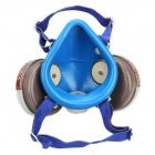 Industrial Gas Mask - Blue
