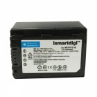 Ismartdigi NP-FH70 Replacement 7.2V 2200mAh Lithium Battery for Sony DSLR-A330 / DSLR-A380 + More