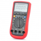 UNI-T-UT61B-26-LCD-Digital-Multimeter-Red-2b-Grey-(1-x-9V)