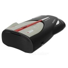 Cobra Digital Radar Laser Detector w/ Time / Speed Display - Black