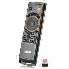 Mele-F10-24GHz-Wireless-Remote-Control-Air-Mouse-w-Keyboard-Black