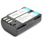D-LI90 Replacement 7.2V 1860mAh Battery for Pentax HD DSLR K7/K-5/645D/645P50/P510 - Black