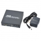 SCART to HDMI Video Converter - Black