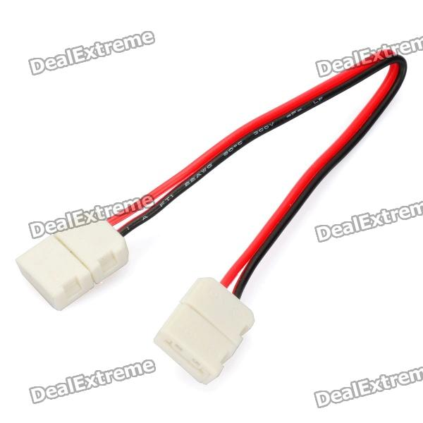 Extension Cable for Single Color 3528 SMD LED Strip (DC 12V / 14cm)