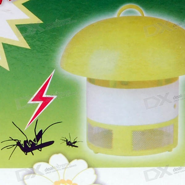Mushroom Mosquitos and Bugs Killer Lamp