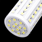 E27 7W 800LM 7000K 60x5050 LED White Light Bulb (AC 220-240V)
