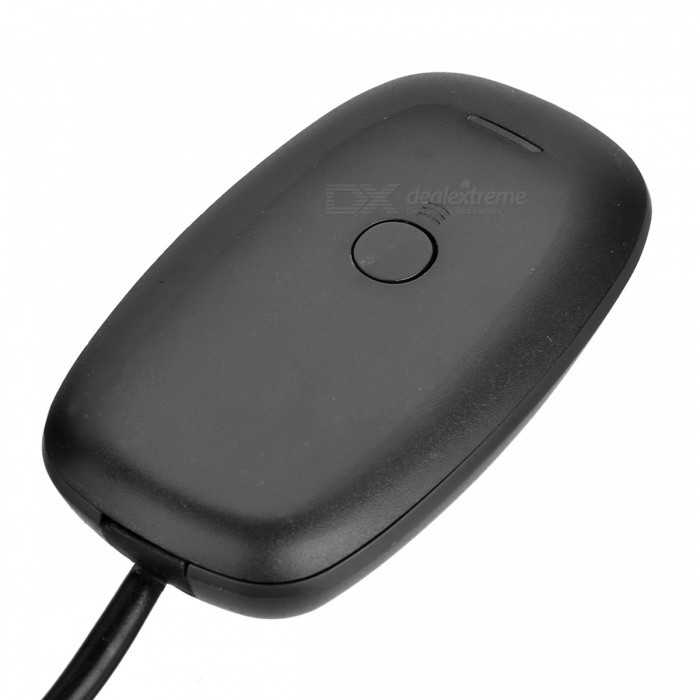 9f7b827e922 PC Wireless Gaming Receiver for XBOX 360 Controller - Black - Free ...