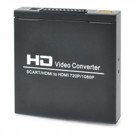 SCART-2b-HDMI-to-HDMI-Video-Converter-Black
