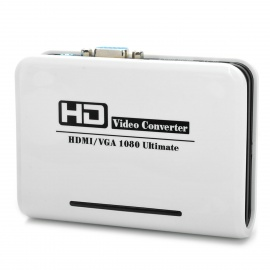 HDMI-to-VGA-AV-Converter-White