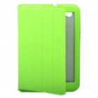 Protective-PU-Leather-Case-for-Samsung-Galaxy-P6800-Green